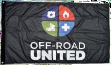 Off-Road United Flag 3'×5′