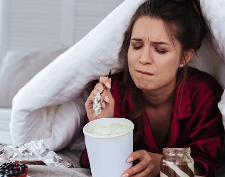 Acolhendo o comer emocional