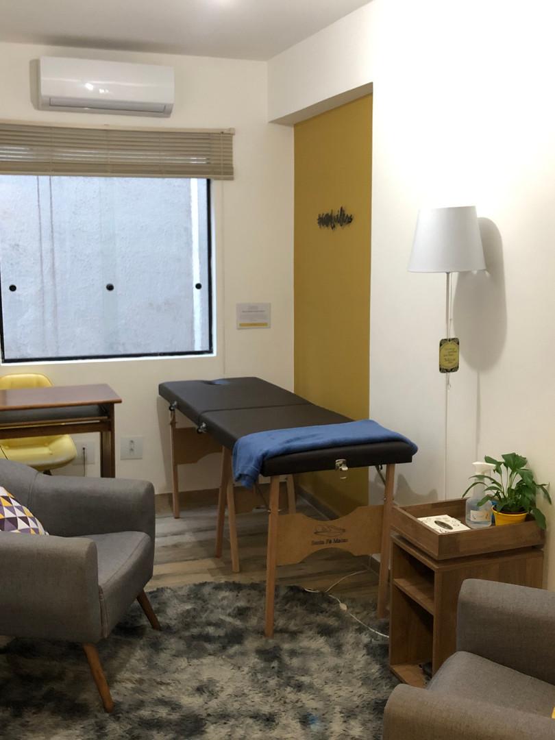 Sala 1 - ZEUS com maca aberta