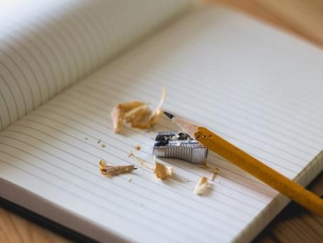 O lápis da vida