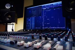 Mixing Film, Final Mix