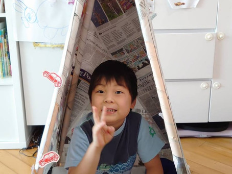 Screen free activities for your children during the COVID-19