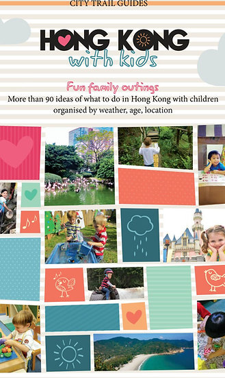 Hong Kong with Kids - Fun family outing