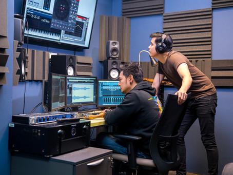 Portfolio build & tips: Audio