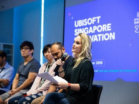 Ubisoft Singapore Celebrates Innovation!