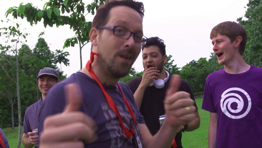 Ubisoft Singapore's Picnic Party