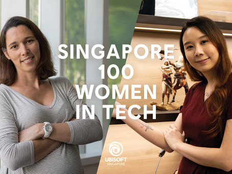 Girl power – Our ladies in tech!