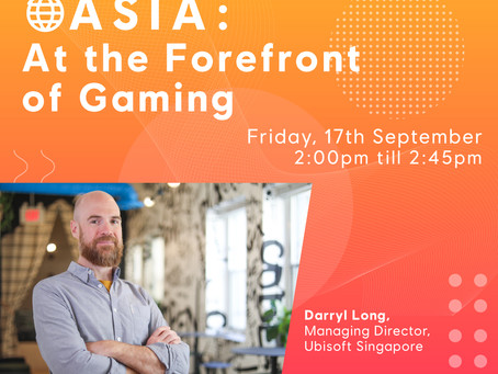 Asia: At the Forefront of Gaming
