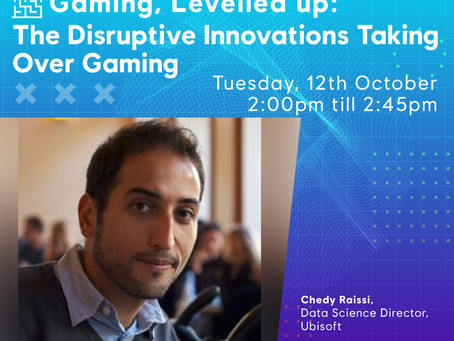 Gaming, Levelled up: The Disruptive Innovations Taking Over Gaming
