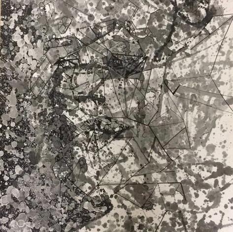 Pretending to be Pollock