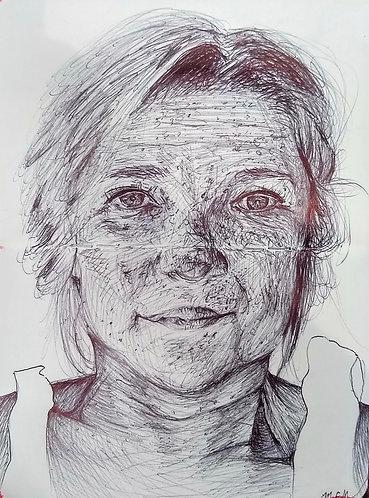 Pen Portrait- Custom Commissions!