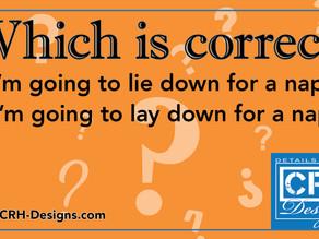 Grammar pop quiz: Am I lying?