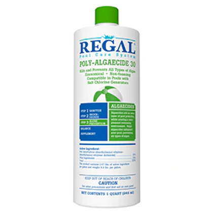 Regal Poly-Algaecide 30