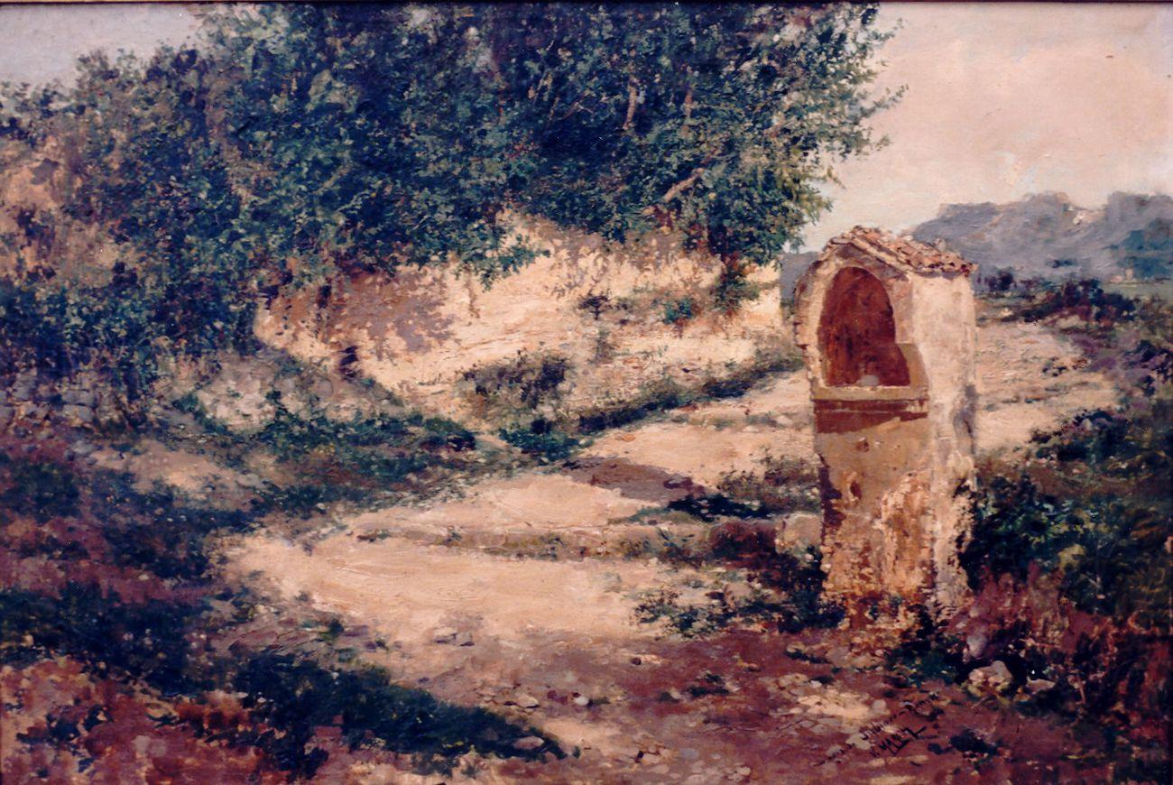 Beniganim, slope of the covent
