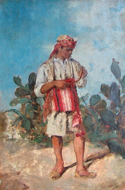 Valencian farmer