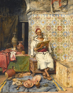 The arabian antiquary