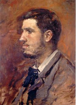 Constantino Gómez  portrait