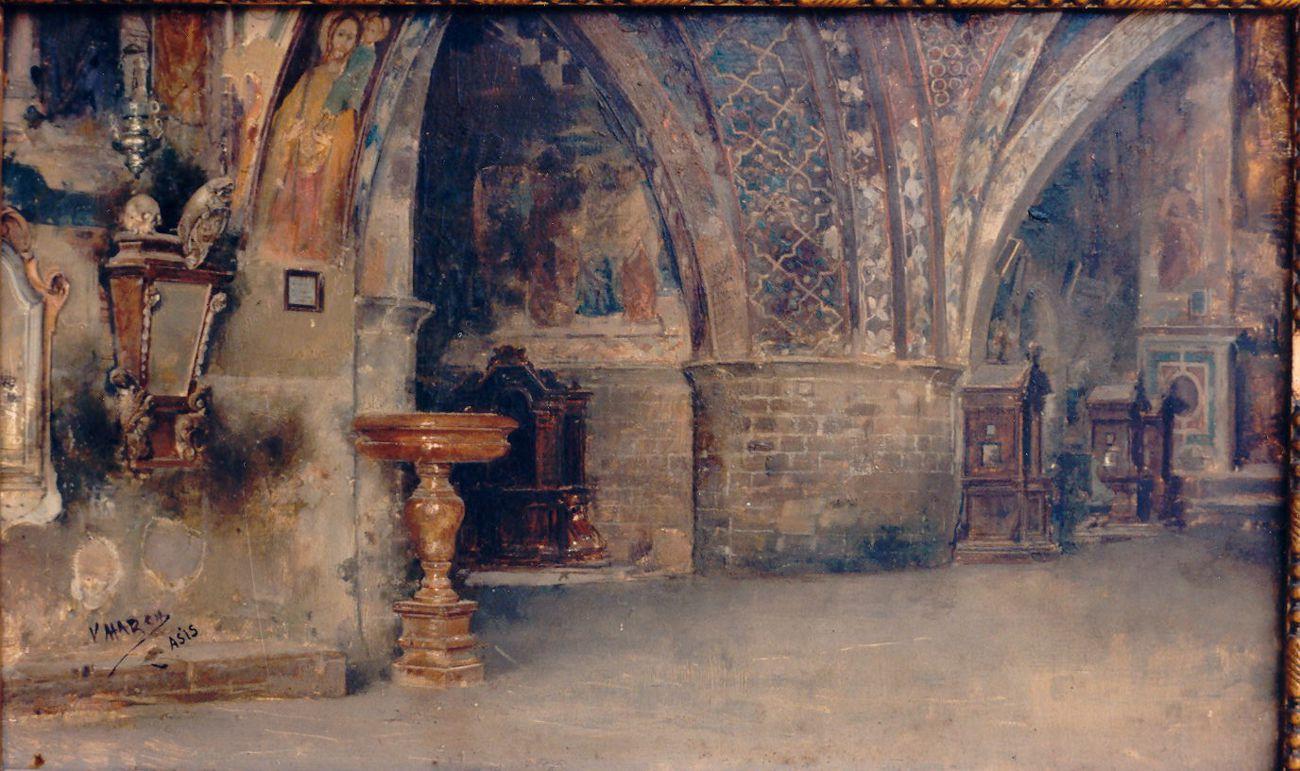 Asis Basilica indoor
