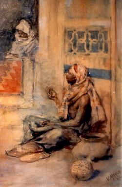 Arabian homeless