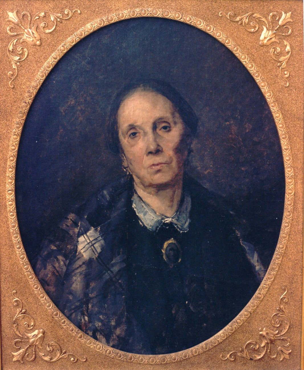 His mother, Josefa Marco