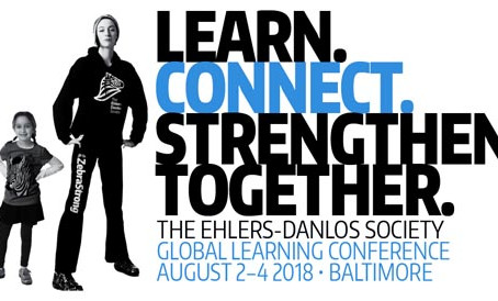 Ehlers-Danlos Society Conference in Baltimore
