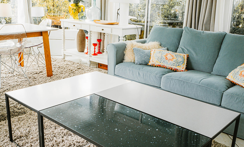 Large Coffee Table | 100 X 50 cm Height 45 cm