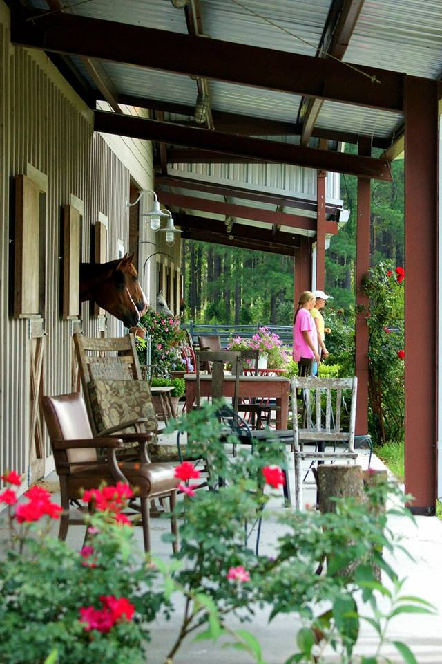 Barn Porch