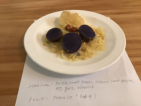 Mixed patato Mooncake∩╝êCarol Anderson∩╝
