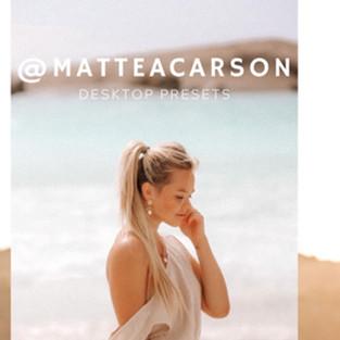 @matteacarson DESKTOP