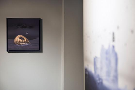 Aqua Aura - Morgana's Tales | Installation view