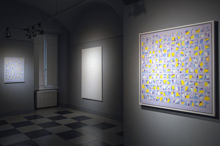 Franco Bruzzone - Installation view
