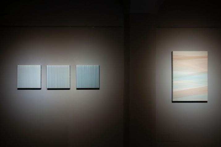 Manuela Toselli - Un filo di luce | installation view