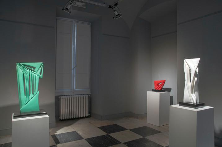 Pablo Atchugarry - Tra terra e cielo | installation view