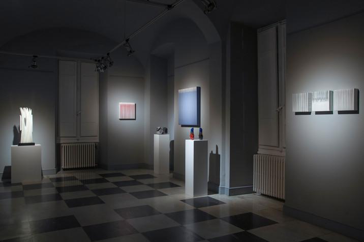 Forma e colore - Installation view