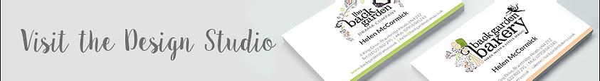 Design studio banner