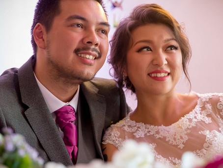 Mr & Mrs Man
