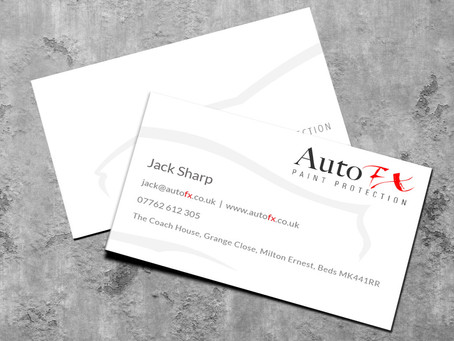 Branding for Auto FX