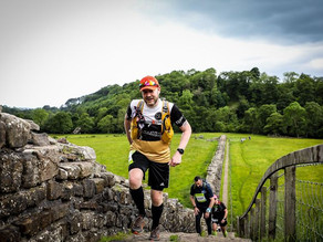 10 Weeks to Hit the Wall - My Ultra Marathon Training