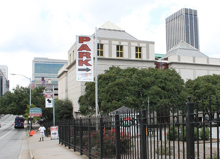 Entrance to Parking Lot - 65 MLK_edited.