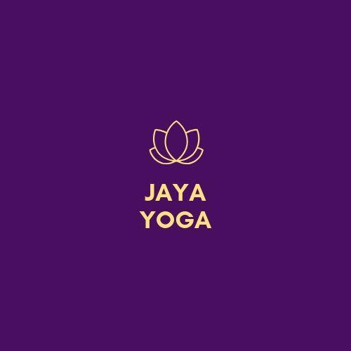 JAYA YOGA Logo Association Jaya www.antr