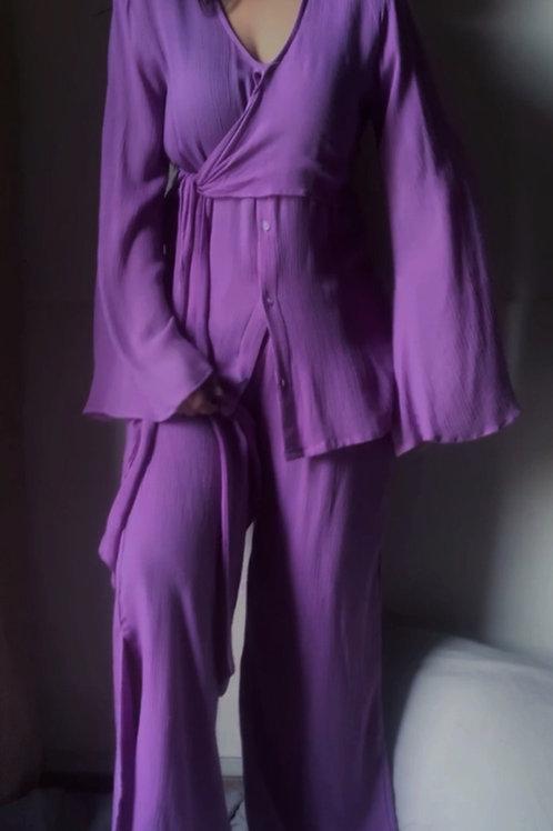 THE THALASSIC SET ~ Dark Lavender