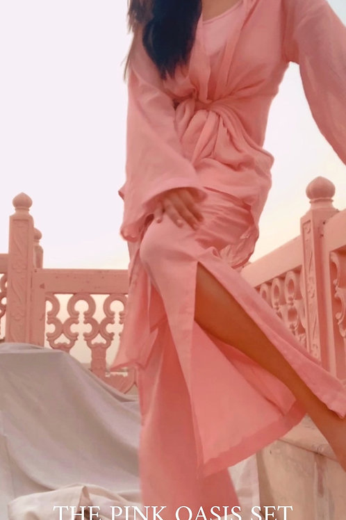 THE PINK OASIS SET