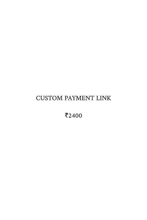 CUSTOM PAYMENT LINK