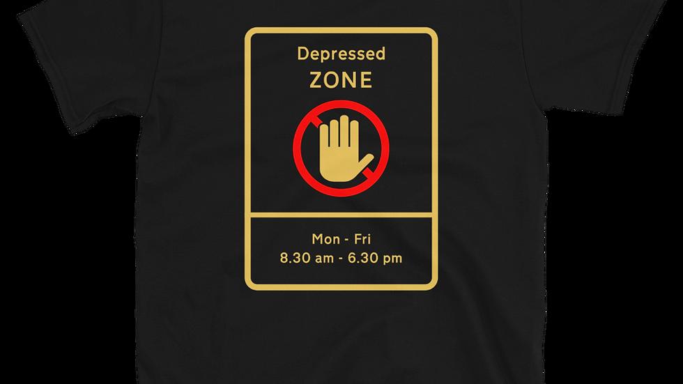 Depressed Zone