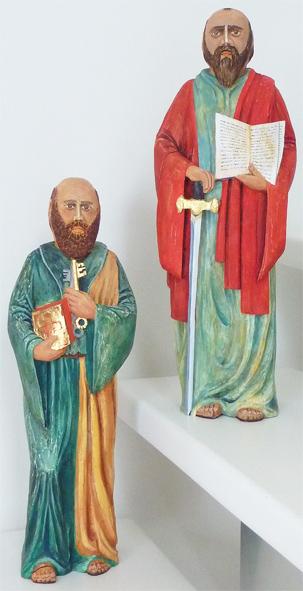 St Pierre & St Paul