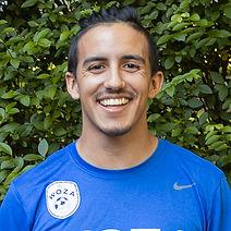 Sergio Fernandez. Woza Soccer Leader.