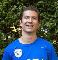 Dylan Abbott. Woza Soccer Leader.