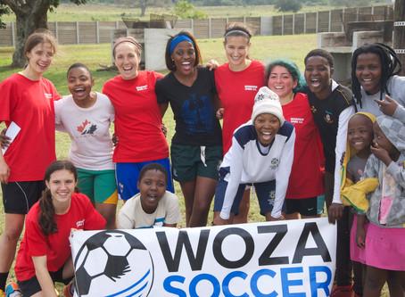 STARTING A GIRLS SOCCER PROGRAM IN MTUBATUBA SOUTH AFRICA
