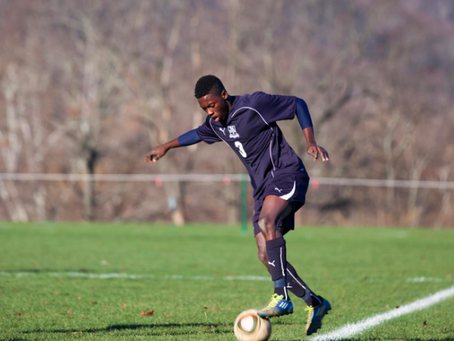 FROM GHANA TO GREENWICH & SOCCER IMPACT