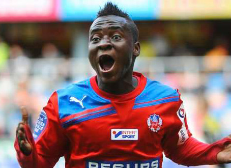 DAVID ACCAM COMING TO THE MLS